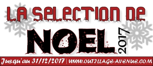 Selection outillage noel