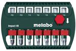 Coffret d'embouts IMPACT 49 mm METABO
