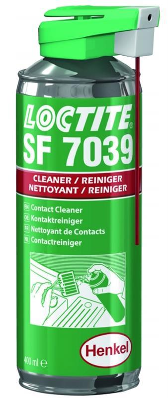 Nettoyant d soxydant contact nc1 loctite outillage avenue - Nettoyant contact electronique ...