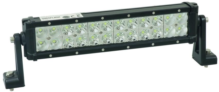 Lumens Barre 72w D'éclairage 3w Led 4800 24 XZkiPu